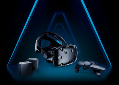 HTC Vive VR Gaming System