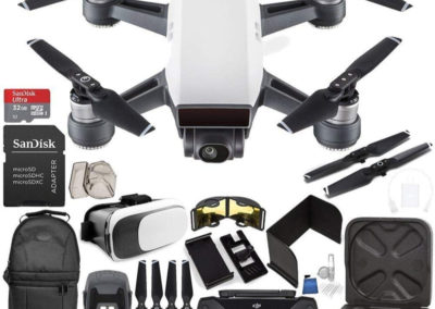 DJI Spark Drone Package